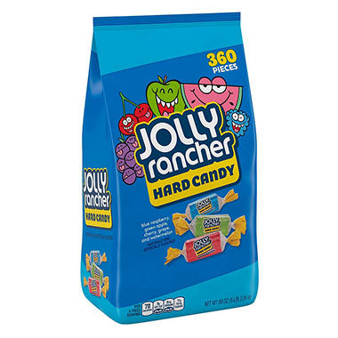 jolly rancher hard candy 5 lbs 360 ct sam 39 s club. Black Bedroom Furniture Sets. Home Design Ideas