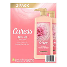 Caress Daily Silk Body Wash (25.4 fl. oz., 2 pk.)