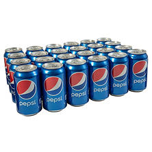 Pepsi (12 oz. cans, 24 ct.)