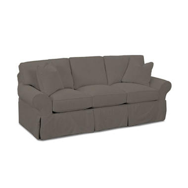 Klaussner Madison Slipcovered Sofa Assorted Colors Sam
