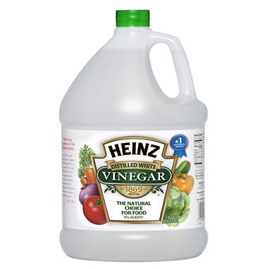 Heinz Distilled White Vinegar Gal Sam 39 S Club