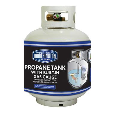 Worthington Liquid Propane Cylinder 20 Lb Sam S Club