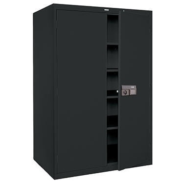 Quick assembly keyless electronic coded steel cabinet for Cabinets quick