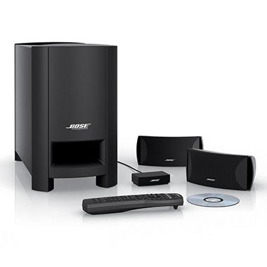 bose cinemate digital home theater speaker system sam 39 s club. Black Bedroom Furniture Sets. Home Design Ideas