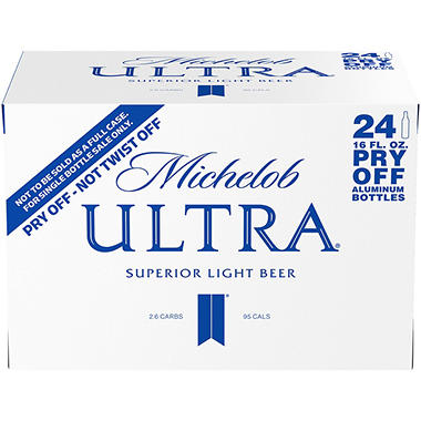 Michelob Ultra Sams Club