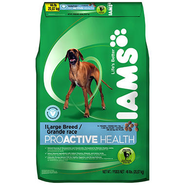 Iams Natural Dog Food Price