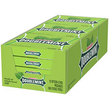 Wrigley's Doublemint Chewing Gum (15 ct., 12 pk.)