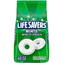 Lifesavers Winto-O-Green (60 oz.)