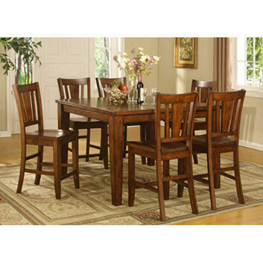 ashland counter height dining set 7 pc sam 39 s club