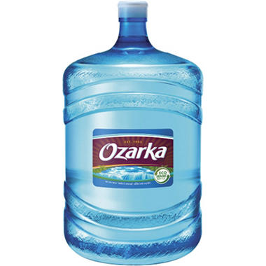 Ozarka Natural Spring Water (5 gal.) - Sam's Club