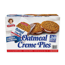 Little Debbie Oatmeal Creme Pie Club Pack (24 ct.)