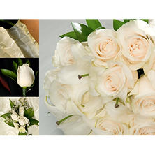 Wedding Collection - White (17 pc.)