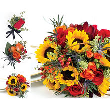 Sunflower Wedding Collection - Fall (17 pc.)