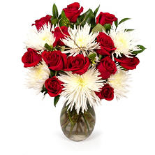 Bright Star Holiday Bouquet