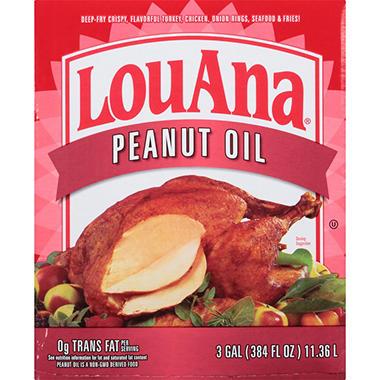 Louana 174 Southern Frying Oil Blend 3 Gal Sam S Club