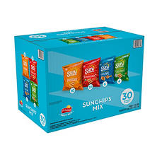 SunChips Multigrain Chips Variety Mix (30 ct.)
