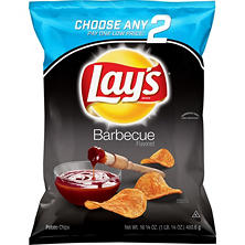 Lay's Barbecue Potato Chips (16.25 oz.)