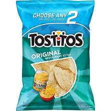 Tostitos Original Restaurant Style Tortilla Chips (17.5 oz.)