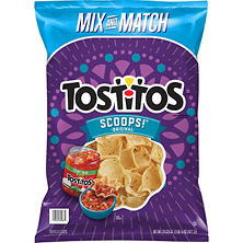 Tostitos Original Scoops Tortilla Chips (16.125 oz.)