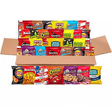 Ultimate Snack Care Package, Variety Assortment of Chips, Cookies and More (40 ct.)