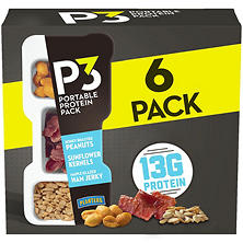Planters P3 Protein Pack (1.8 oz., 6 ct.)