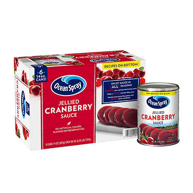 how to use jellied cranberry sauce