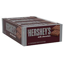 HERSHEY'S Milk Chocolate Bar (1.55 oz., 36 ct)