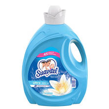 Suavitel Ultra Field Flowers Fabric Conditioner (169 oz., 220 loads)