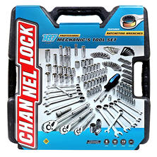 Channellock Professional Mechanic's Tool Set (187 pc.)