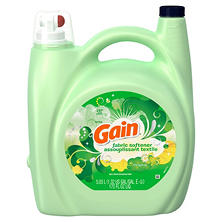 Gain Liquid Fabric Softener (170 oz., 197 loads)