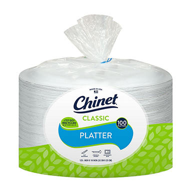 1. Score Chinet paper plates for $ a package when Walgreens runs their Buy One, Get One Free promotion. You can also use the $2 off coupon on one of the packages. 2. When the Chinet Dinner Plates go on sale for Buy One, Get One Free ($ each), buy two and use two $1 off 1 Chinet dinner plates coupon to get two packages for $ each.