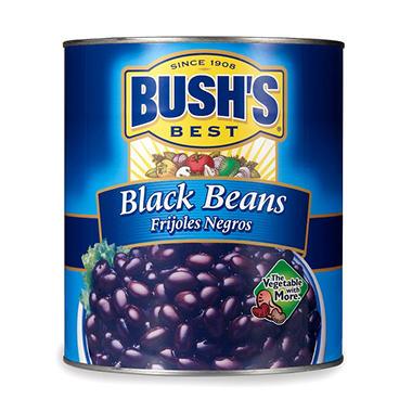 Bush's Best Black Beans (Frijoles Negros) - Sam's Club