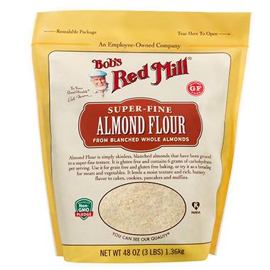 Bob's Red Mill Almond Flour (3 lbs.) - Sam's Club