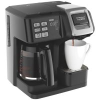 Hamilton Beach FlexBrew 2-Way Coffee Maker + $10 Kohls Cash Deals
