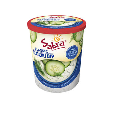 Sabra Tzatziki Cucumber Dill Greek Yogurt Dip (24 oz.) - Sam's Club