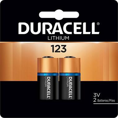 duracell ultra lithium 123 3v batteries 2 pk sam 39 s club. Black Bedroom Furniture Sets. Home Design Ideas