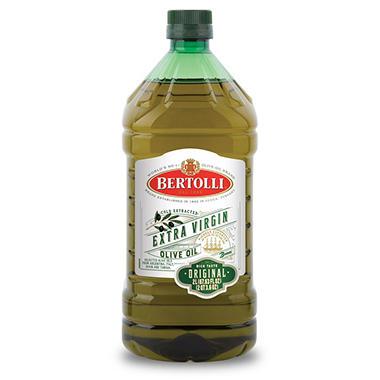 Bertolli Extra Virgin Olive Oil (2L bottle) - Sam's Club
