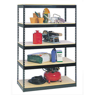 Gorilla Rack Storage System 36 Quot W X 18 Quot D X 72 Quot H Sam S Club