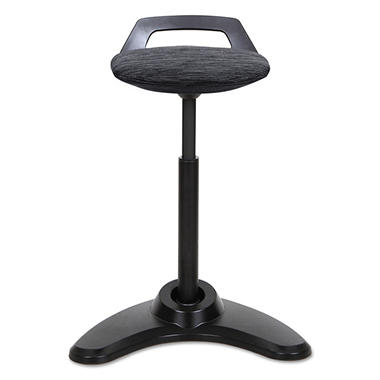 Alera Sit To Stand Perch Stool Select Color Black Base