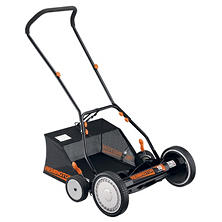 "Remington 18"" Reel Lawn Mower"