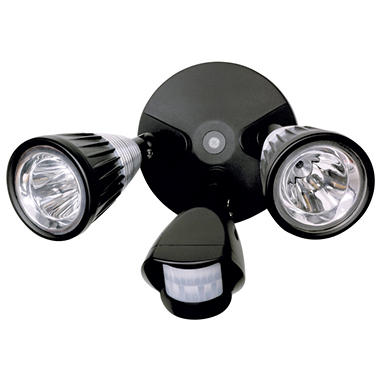 Ge Motion Activated Led Security Spotlight Sam S Club