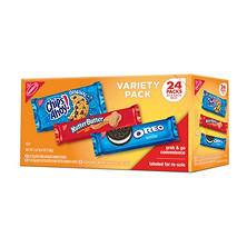 Nabisco Cookie Variety Pack (24 ct.)