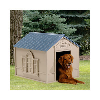 Sam S Club Deluxe Large Dog House