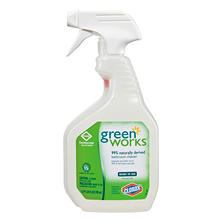 Green Works Bathroom Cleaner Spray (24 oz.)