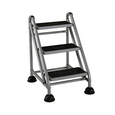 Cosco 3 Step Rolling Step Ladder Sam S Club