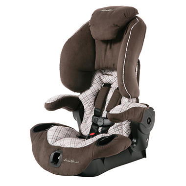 eddie bauer adjustable highback booster car seat kingston sam 39 s club. Black Bedroom Furniture Sets. Home Design Ideas
