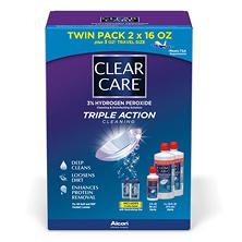 Clear Care Bonus Pack (35 oz.)