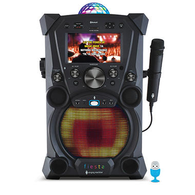 best singing machine