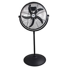 "MaxxAir 20"" Outdoor Rated Pedestal Fan"