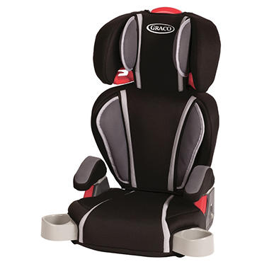 graco turbobooster highback booster seat marx sam 39 s club. Black Bedroom Furniture Sets. Home Design Ideas